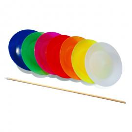 Juggling plate Play