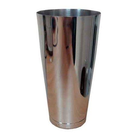 Flairco shaker z leštěného nerezu