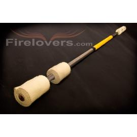 Profi fire staff (double...