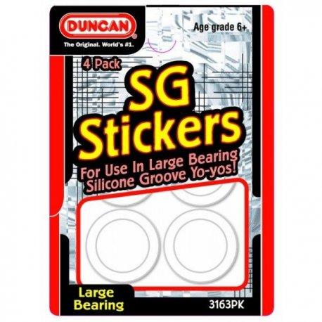 4x SG  Sticker
