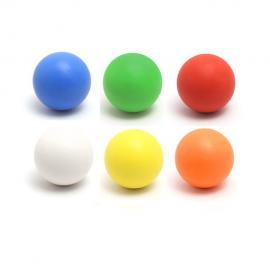 Skákací míček G-FORCE 70 mm 180 g Play - červená