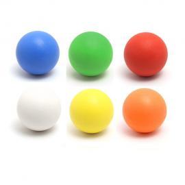 Skákací míček G-FORCE 75 mm 215 g Play - červená
