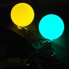 Barvu měnící LED Glow Poi