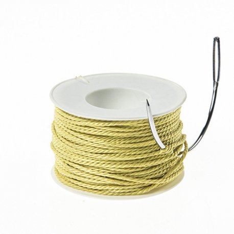 ROLL OF 30 mt OF 100% PURO KEVLAR® SEWING THREAD FINE Play