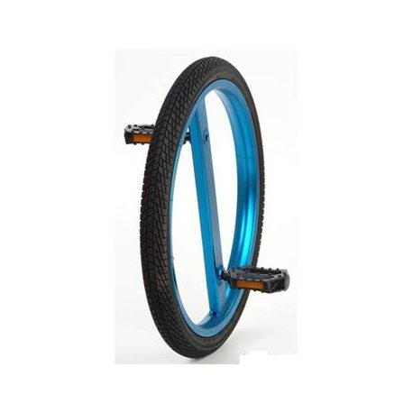 "Ultimate wheel 20"", blue"
