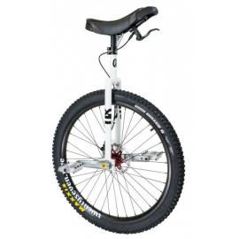 "QX-Q-Axle 27,5"" Disc, white"