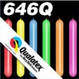Qualatex  velké modelovací balonky 50 ks