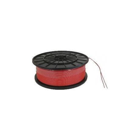 Twin spool 250 m to 0.5 mm