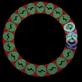 30 pixels Luminart Pixel Poi