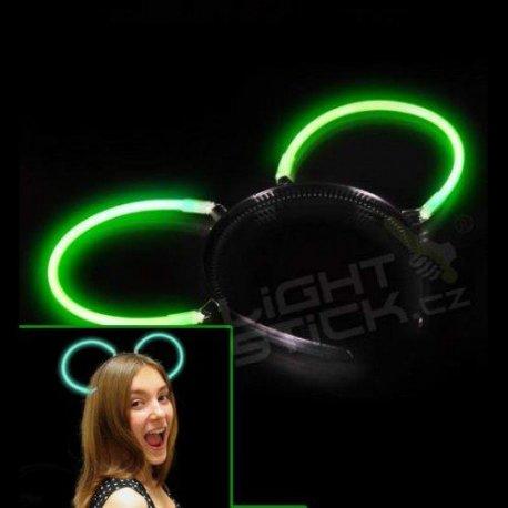 Light headband - ears