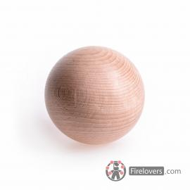 Wooden contact ball 80 mm