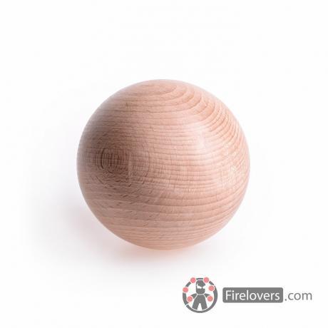 Wooden contact ball 80 mm