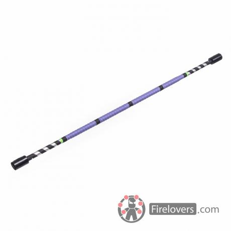Practice spinning staff 120cm Firelovers