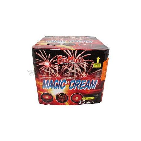 BATERIE VÝMETNIC MAGIC DREAM 25 RAN 18/1