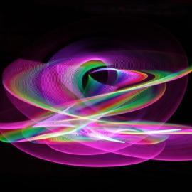 Juggle Dream Aurora - 80 LED Hula Hoop