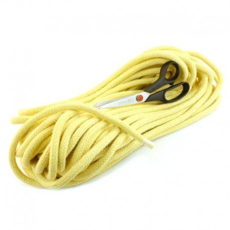 Kevlarové lano 9mm
