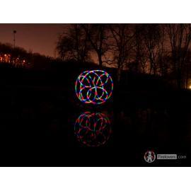 GBShell LED Glow poi