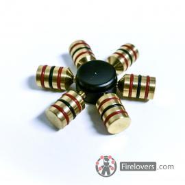 Fidget spinner - metal drop