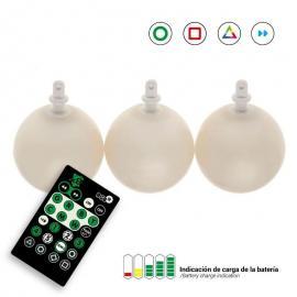 Svítící míček iBall RGB-IR