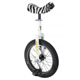 "Luxus unicycle 16"" - zebra..."
