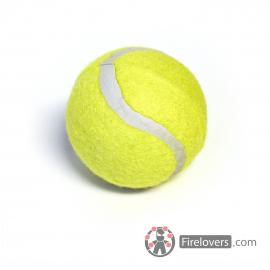 Tennis ball - filling for...