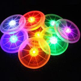 LED light frisbee 13 cm