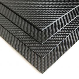 Karbonový plát 4 mm - Deska...