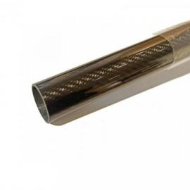 Karbonová trubka 50 / 1 mm, 1m