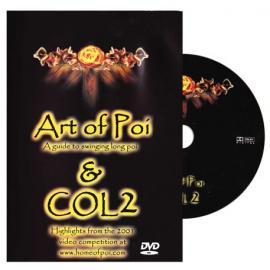 DVD Art of poi