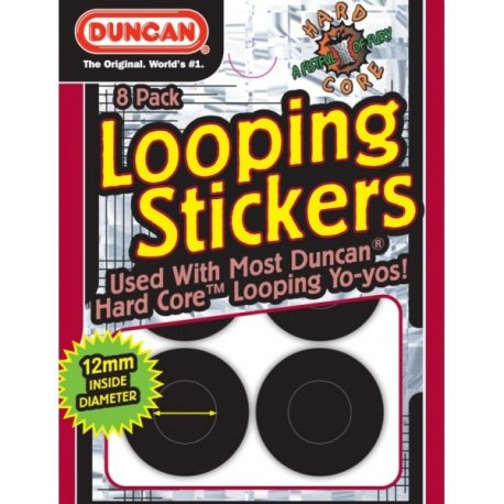 8x Looping Friction Sticker