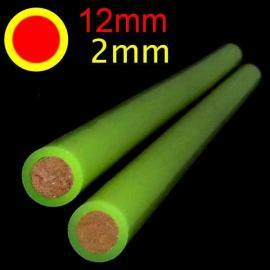 Fluoro silikonové ovládací hůlky 12mm