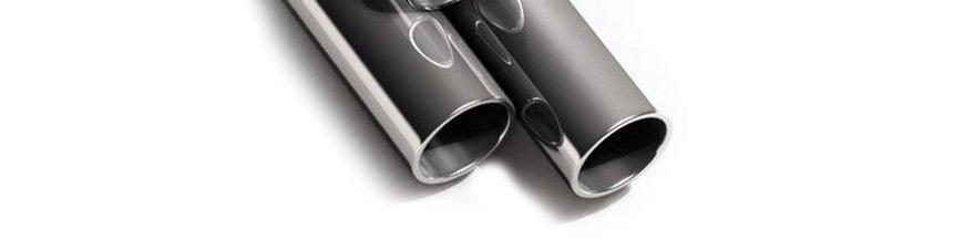 Alloy tubes