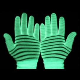 Svítící rukavice