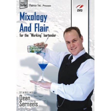 DVD Mixology and Flair Vol 1.