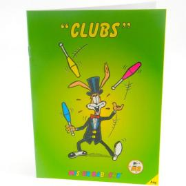 Clubs book - Mr.Babache