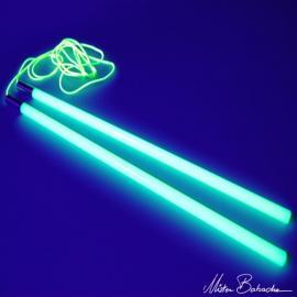 Svítící hůlky k diabolu Energy Mr. Babache