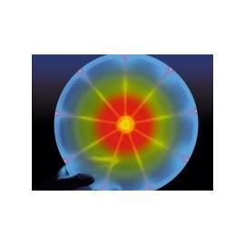 LED svíticí frisbee Flashflight 185 g Nite Ize 1447 - zelená
