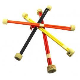 Ohnivé hůlky k flowersticku - Gora