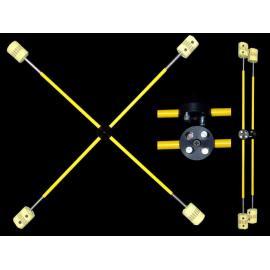 Magnetic pendulum - Gora