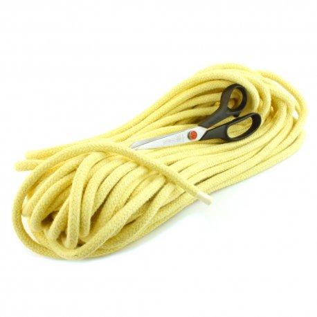 Kevlarové lano 17mm