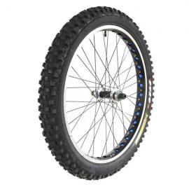 """Wheelset 24"""" Spirit Kris Holm"""