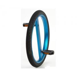"Ultimate wheel 20"", blue"