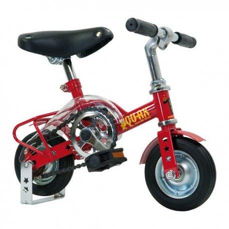 """Mini bike Tandem 6"""" Blue QU-AX"""
