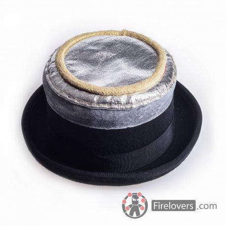 gora - ohnivý klobouk
