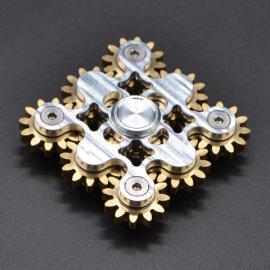 Fidget Spinner - kovový - válce