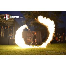 Vulkán Firelovers - Lyco tyč