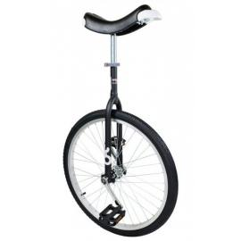 "Qu-Ax OnlyOne Unicycle 24"", black"