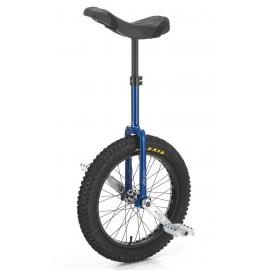 "Unicycle Kris Holm KH 19"", blue 2015"