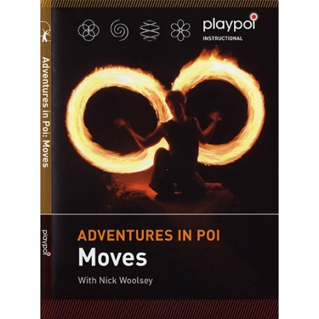 DVD Adventures in Poi